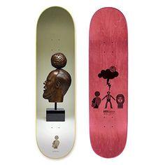 "Habitat Skateboard Complete Bobs Burgers Sml 8.0/"""