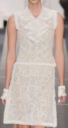 Chanel Haute Couture Spring 2009
