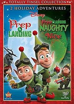 Dave Foley & Derek Richardson & Kevin Deters & Stevie Wermers-Prep & Landing: Totally Tinsel Collection