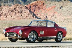 Ferrari 410 Superamerica Coupe - sold for 1,81 Million US-$ in Arizona. The only one originally built by Scaglietti.
