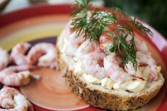 rekker, a simple summer dish from norway