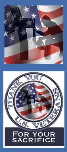 <3 Thank-you Veterans..you indeed were, and are, brave men and women that went into service for the United States of America! <3