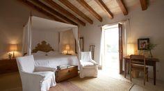 Habitacions en allotjament rural de luxe Són Gener, Hotel amb Spa a Mallorca   Son Gener