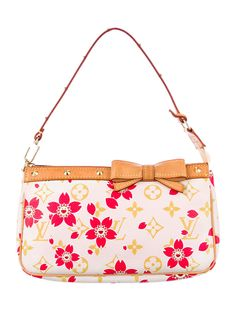 Louis Vuitton Cherry Blossom Pochette 806acd0277804
