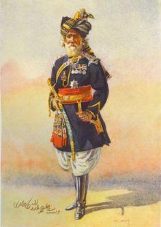 15th Bengal Lancers.. Nawab Abdullah Khan Alizai