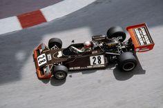 1974, Monaco John Watson , John Goldie Racing Brabham BT42 Ford