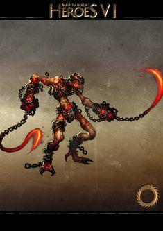 MMH6 - Inferno - Maniaque