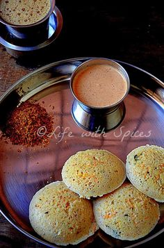 JOWAR RAVA IDLI | Life with spices
