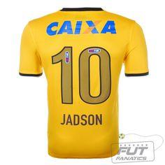 8c708a75744f0 Camisa Nike Corinthians III 2014 - Jadson - 10