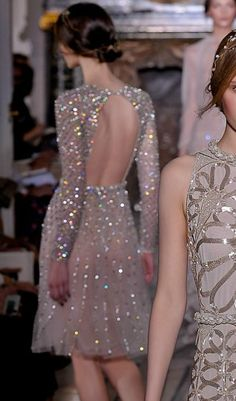sparkling gown inspiration from valentino