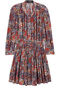 Paisley comes back in a big way for fall prints.