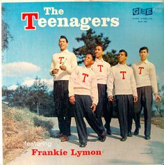 The Teenagers albums | The Teenagers featuring Frankie Lymon