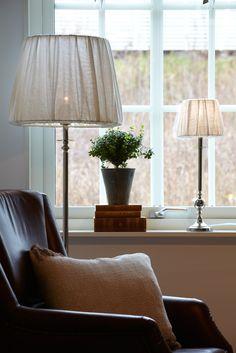 """Floor and table lamp """"Hagen"""". New 2012."""