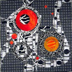 David Walker: Art Quilts - Selected Works 1