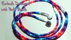 Tutorial: Decorating Earbuds with Perler Beads - YouTube