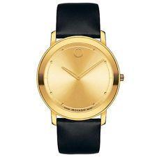 606883 Movado Sapphire Men's watch