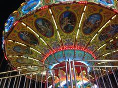 Ocean City, NJ (really love the artwork on the giant swings. So intricate!!!)
