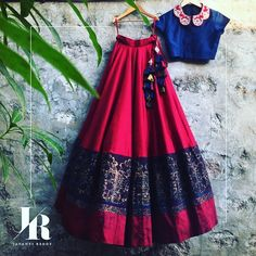 "Namrata Nautiyal on Instagram: ""How beautiful is this Jayanti Reddy Lehenga for brides/grooms sister? {NEW POST} Link in…"""