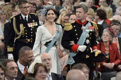 RE E REGINA DEi PAESI BASSI - Principessa Mary Danimarca