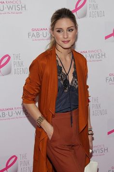 Olivia Palermo at Launch Event in Soho, New York City