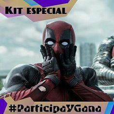#DeadPool esta muy emocionado!! #DesdeLaButaca les trae un gran sorteo!  #Participa publicando una foto junto a #DeadPool en que menciones a @DesdesLaButacaVe @20thCenturyFox_Ve y usa la etiqueta #DeadPoolEnVzla  Podras ganar un kit de #Franela #Poster #Chapa y #Calcomania de #DeadPool!!! Sortearemos uno por semana!! #ParticipaYGana #DLB #DesdeLaButaca Lee más al respecto en http://ift.tt/1hWgTZH Lo mejor del Cine lo disfrutas #DesdeLaButaca Siguenos en redes sociales como @DesdeLaButacaVe…