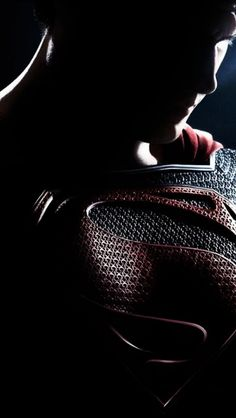Superman Man Of Steel Mobile Wallpaper - Mobiles Wall