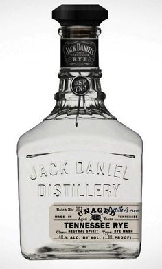 Packaging de lujo; Jack Daniel