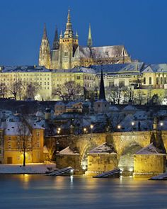Prague, Czech Republic For the couple who: Wants to see what a real medieval city looks like and drink beer Amazing Destinations, Travel Destinations, Places To Travel, Places To See, Travel Around The World, Around The Worlds, Prague Czech, Medieval, Travel Couple