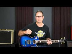 Blues Guitar Lesson - Hendrix Style Bends - YouTube