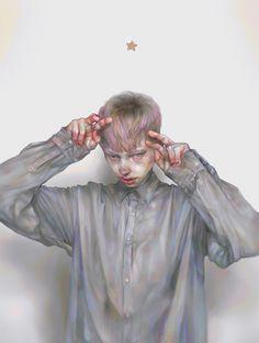 非 / japanese artist / more pictures: http://hi-light.co.kr/ http://xhxix.tumblr.com/