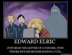 Anime / Fullmetal Alchemist: Brotherhood / Edward Elric / FMAB / Ed