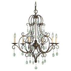 Murray Feiss F1902/6MBZ Chateau 6-Light Chandelier, LIKE THIS ONE TOOMocha Bronze with Prismatic Glass Crystals Murray Feiss http://www.amazon.com/dp/B000OXJYA0/ref=cm_sw_r_pi_dp_5Ftpwb0936DP4