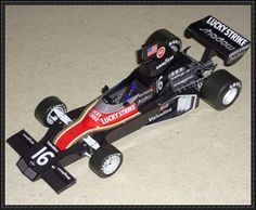F1 Paper Model - 1976 Shadow DN5B-4 (Tom Pryce) Free Template Download - http://www.papercraftsquare.com/f1-paper-model-1976-shadow-dn5b-4-tom-pryce-free-template-download.html