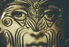 Check which tattoo suits you best. Maori Face Tattoo, Maori Tattoos, Maori Tribe, Maori People, Polynesian Art, Picture Tattoos, Animal Print Rug, Tattoos For Women, Tatoos