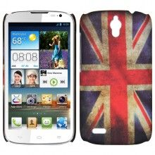 Carcasa Huawei Ascend G610 Hard Case Bandera UK  $4.713,94