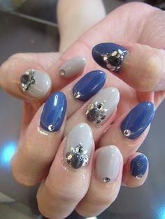 Young Chic And Social Gyaru Nails Spam Japanese Nail Art Photos