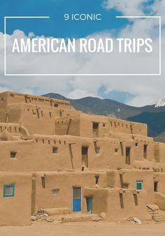 Break Out Your Playlist: 9 Iconic American Road Trips –  Nothing says summer like a drive out on the open road...shades on, windows down and music at full blast. Here are 9 ideas to get you started.