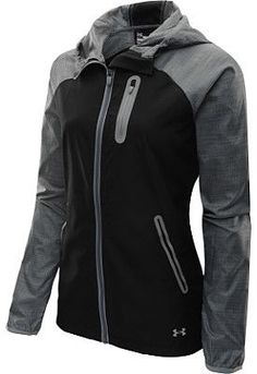 UNDER ARMOUR Women's Qualifier Woven Full-Zip Running Jacket