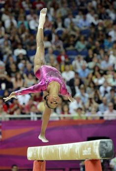 Gymnastics: Event Finals - Gymnastics Slideshows | Gabby Douglas  (Photo: Robert Deutsch - USA TODAY / Associated Press) #NBCOlympics
