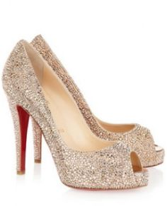 Pumps by Christian Louboutin. Wore these for my wedding :D