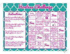 Hostess Challenge Game change to mk