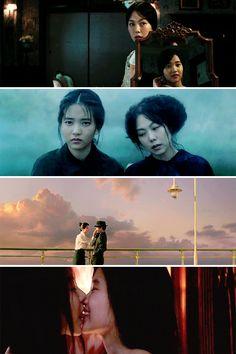 """""""The one that saves me. My Tamako, my Sook-Hee."""" // The Handmaiden (2016) dir.Park Chan-Wook"""