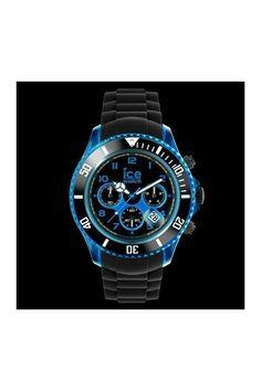 Ice Watch Ice Chrono Electrik Black Blue