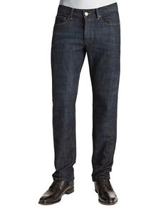 Dl1961 Russel 5050 Como.  The most universal fit, classic slim straight is our best seller. Cut straight through the hips and thighs and slightly tapered at the bottom.  http://www.kqzyfj.com/click-7717299-10995993?url=http%3A%2F%2Fwww.thebay.com%2Fwebapp%2Fwcs%2Fstores%2Fservlet%2Fen%2Fthebay%2Frussel-5050-como%3FistCompanyId%3Db962bfba-963d-4658-8354-da142178fa15%26istItemId%3Dirmllxrqa%26istBid%3Dt&cjsku=0043-DL5050_Como_38