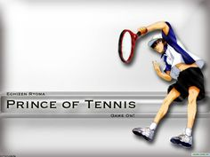 Аниме обои The Prince of Tennis / Принц тенниса [ТВ] 38546