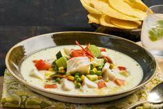 Meksikansk fiskegryte - fri for gluten og melk