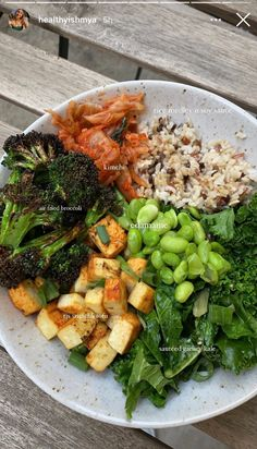 Healthy Diet Recipes, Vegan Recipes, Healthy Eating, Cooking Recipes, Vegan Food, Healthy Food, Easy College Meals, Full Course Meal, Continental Breakfast