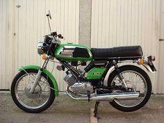 125 Luxe Motobécane