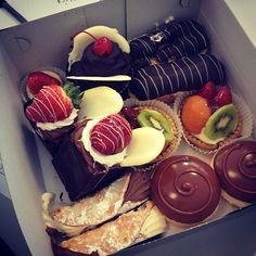 Stressed spelled backwards is.. #Desserts