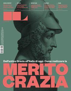 IL magazine cover in All